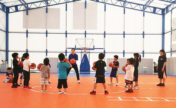 ROBOTSバスケットボールスクール